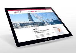 Senero AG, Marine, Solar, Caravan - Webdesign aus Winterthur